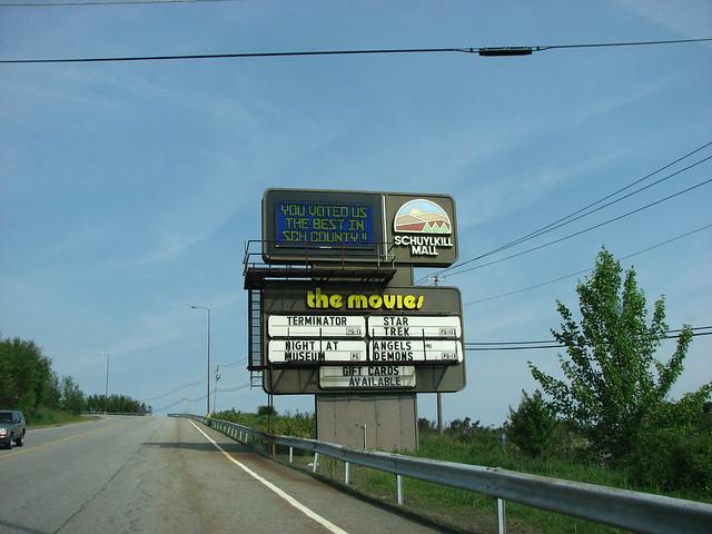 Schuylkill Mall - Frackville, PA