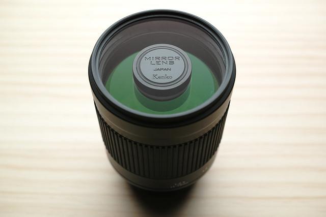 20130104_01_Kenko Mirror Lens 400mm F8
