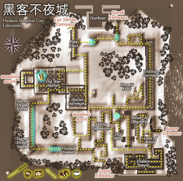 labyrinth-combo