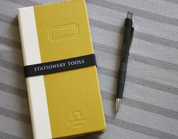 Stationery Tools pocketbook
