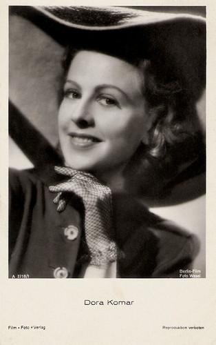 Dora Komar