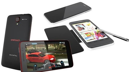 alcatel onetouch scribe