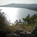 Small photo of View of Zaga beach from Koroni castle