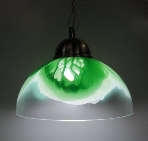 Lampara de Acrilico Colgante by Ludica Iluminacion
