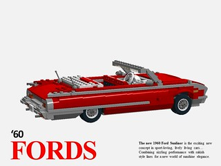 Ford Galaxie Sunliner - 1960