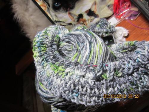 Denver Cowl by marie watterlond