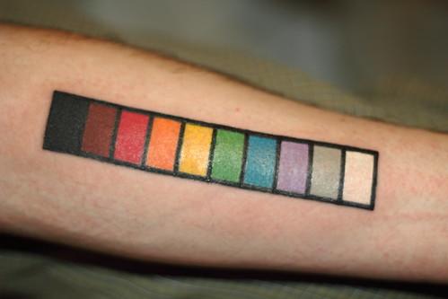 resistor tattoo