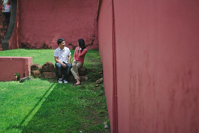 Kamal + Atiqa // Outdoor Portraiture