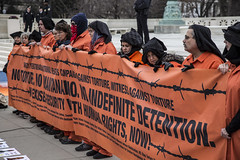 Witness Against Torture: Supreme Court Banner
