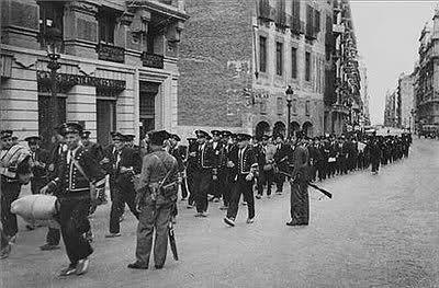 Barcelona, 1934