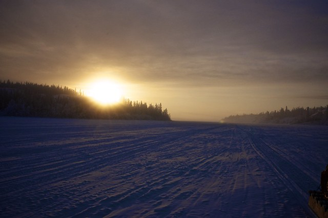 -40ºC in the North