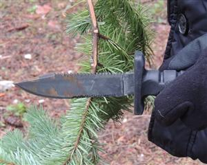 Back to Basics: The Survival Knife   Backdoor Survival