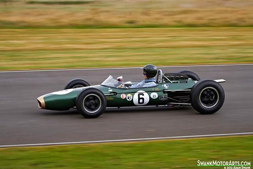 1963 Brabham-Climax BT7 by autoidiodyssey