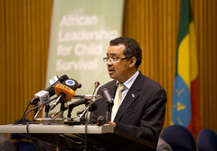 Ethiopia: African Leadership for Child Survival - A Promise Renewed, 16-18 January 2013.