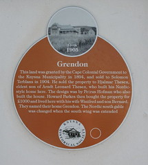 Photo of Brown plaque № 12056