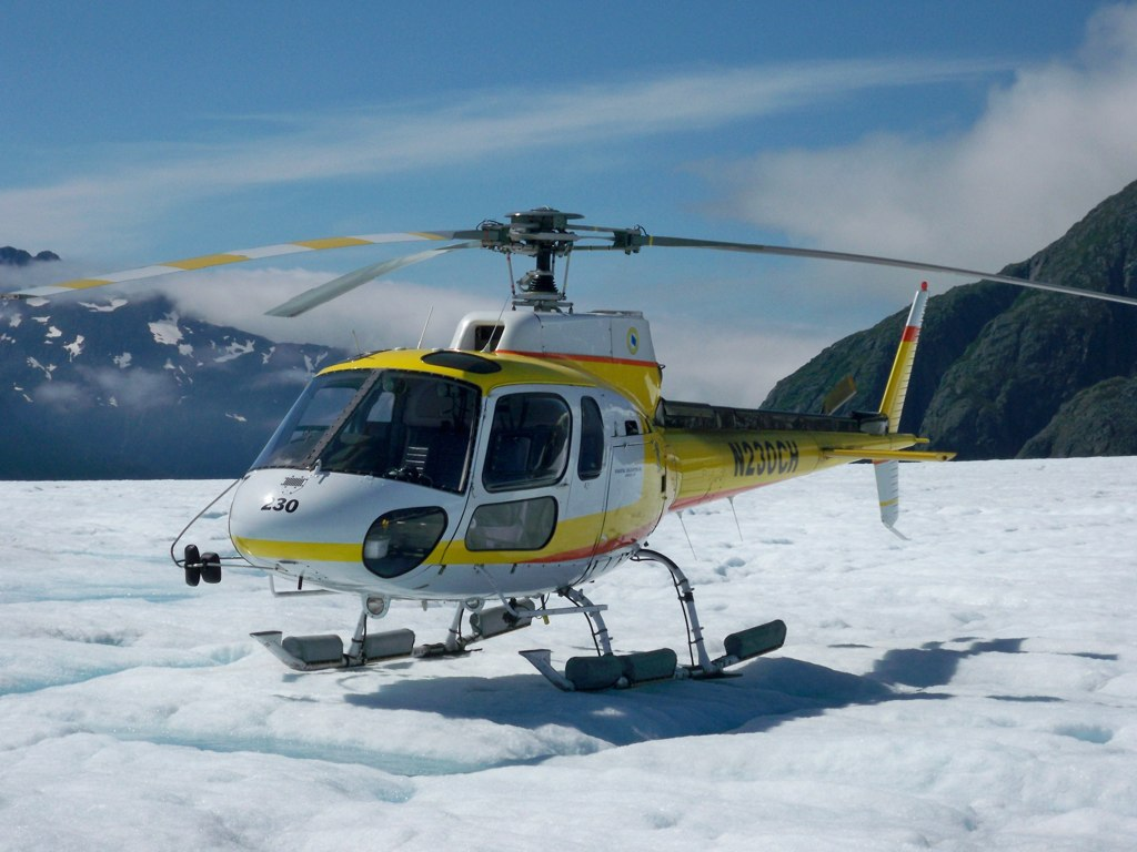 Icefield Helicopter Tours Phone Number