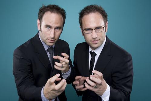 Sklar Brothers @ Helium Comedy Club Portland