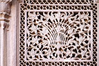 Image of Mehrangarh near Jodhpur. rajasthan inde jodhpur mehrangarh dalbera motiffloral राठौड