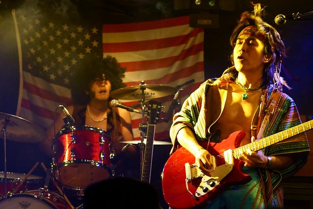 どファンク・マニアック live at Outbreak, Tokyo, 26 Jan 2013. 041