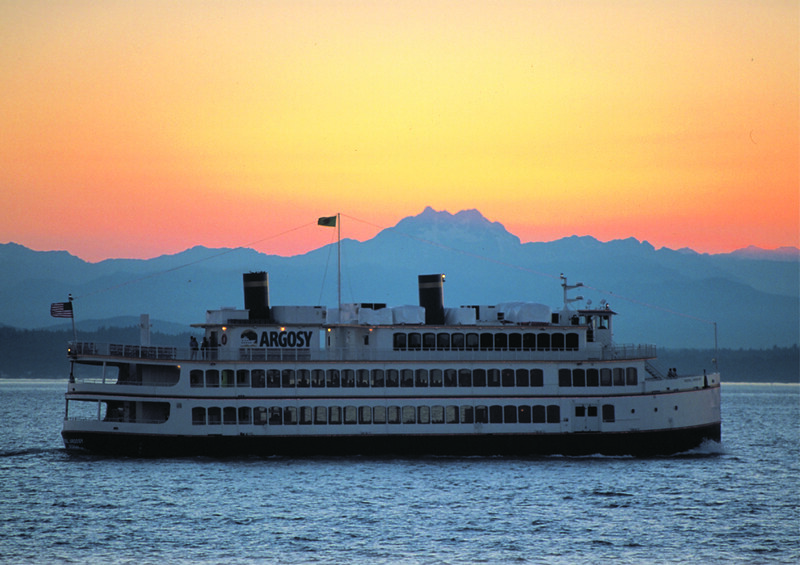 Royal Argosy, Seattle Valentine's Day Dinner Cruise