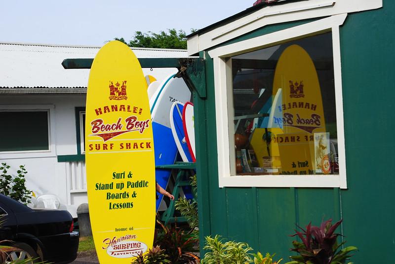 Hanalei Bay Surf