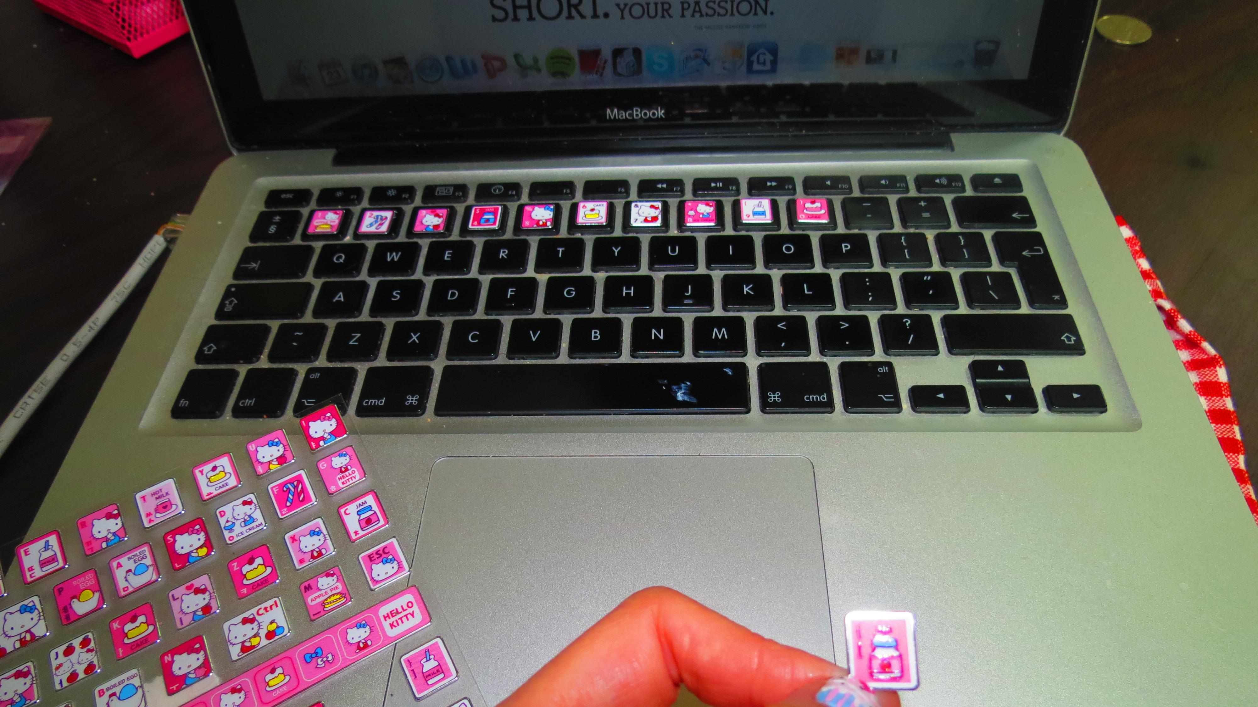Cute Korea: Keyboard Stickers | Koreabridge
