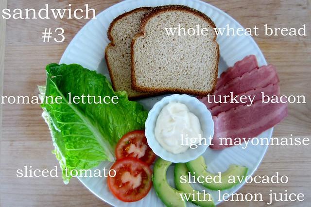BLT sandwich 1