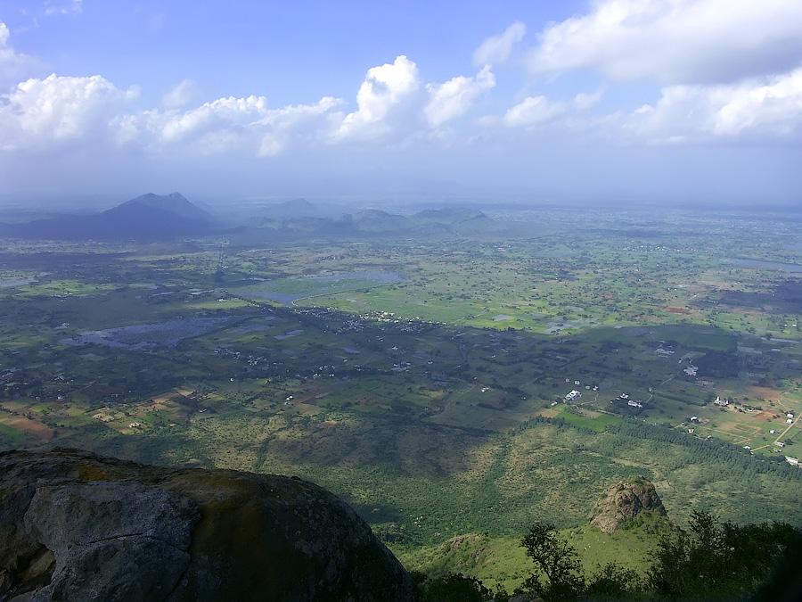 Гора Аруначала и феномен Рамана Махарши