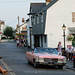Pink Cadillac cruises Old Leigh High Street by ho_hokus