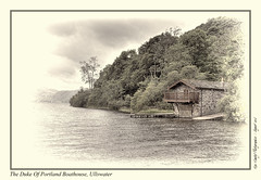 The Duke of Portland Boathouse, Ullswater