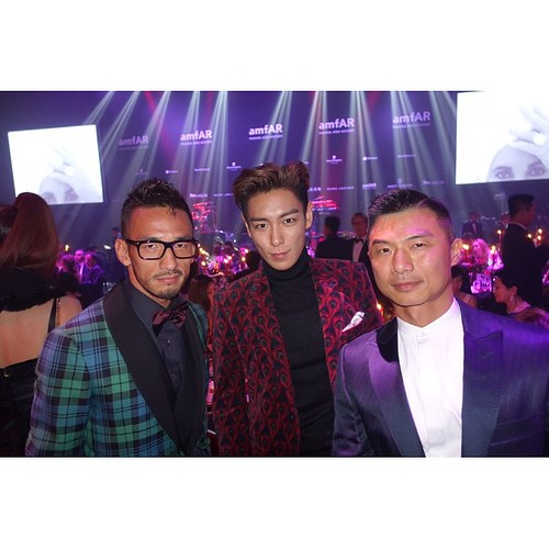 TOP - amfAR Charity Event - 14mar2015 - walter_haus - 01