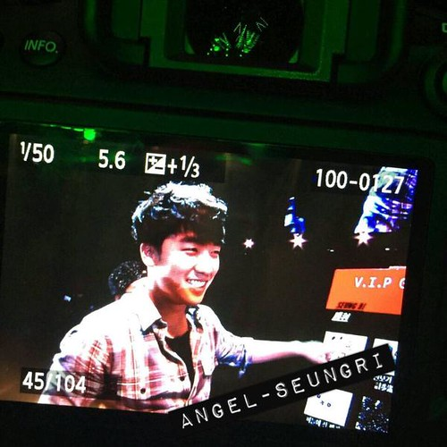 Seung Ri - V.I.P GATHERING in Harbin - 21mar2015 - Angel-Seungri - 02