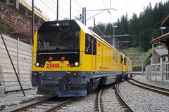 RhB Gmf 4/4 - Diesel-Electric Locomotive
