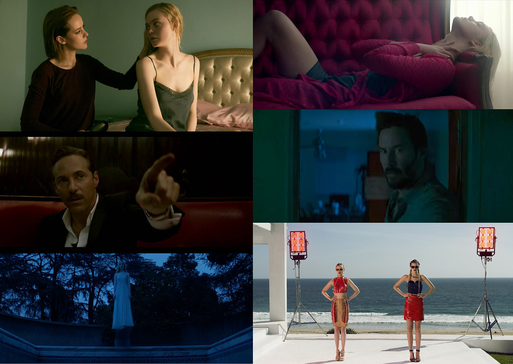 Nicolas Winding Refn - The Neon Demon (2016) / Неоновый демон