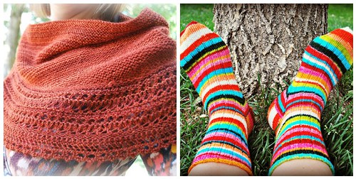 2012 knits for me