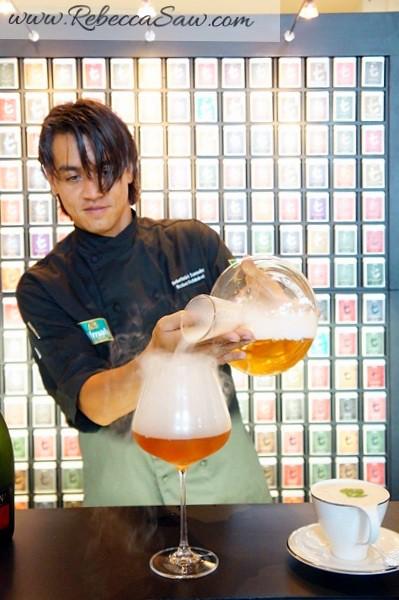 World Gourmet Festival bangkok - TEA MIXOLOGIST – ROBERT SCHINKEL -032