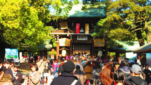 Meji Jingu Shrine
