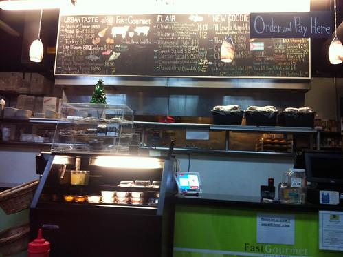 Fast Gourmet (U-Street DC)