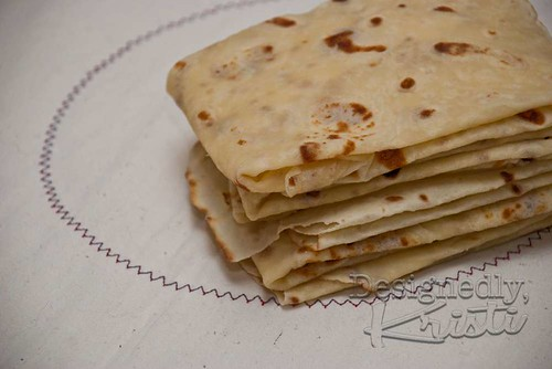 First Lefse Adventure
