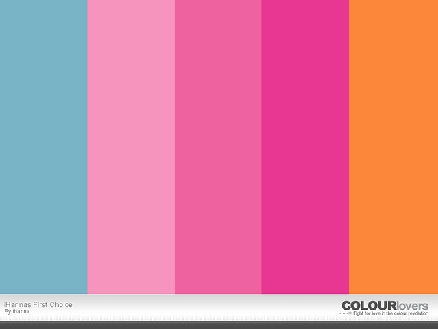 Make your own Patterns at ColourLovers