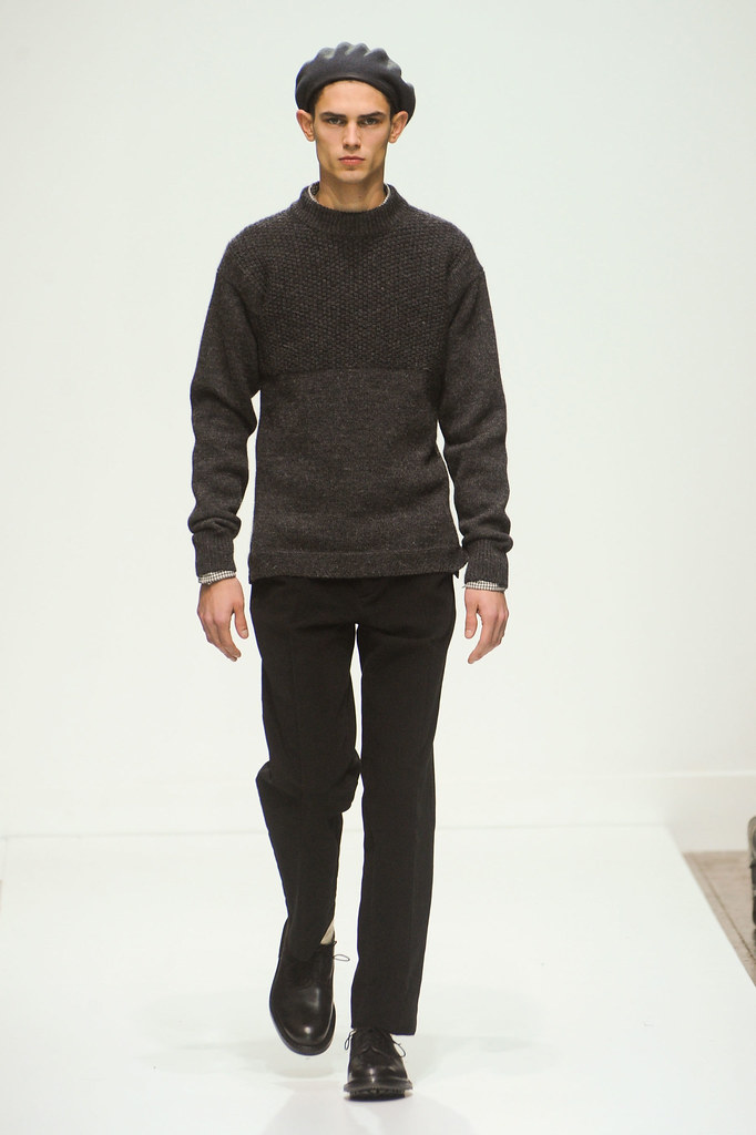 FW13 London Margaret Howell012_Arthur Gosse(fashionising.com)