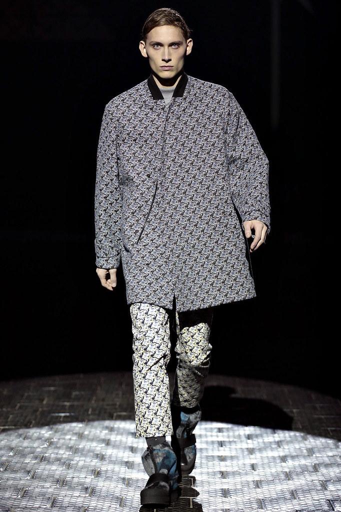Kenzo Inverno 2013 ― Pitti Uomo, Firenze