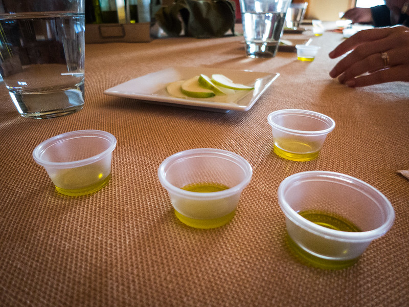 Kiler Ridge Olive Oil Tasting