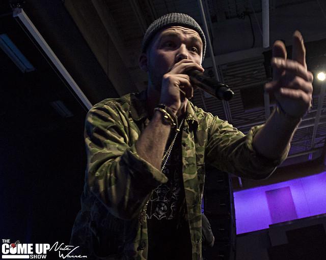 Sonreal Performing at UWO