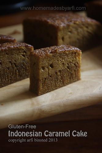 Gluten-Free Indonesian Caramel Cake3