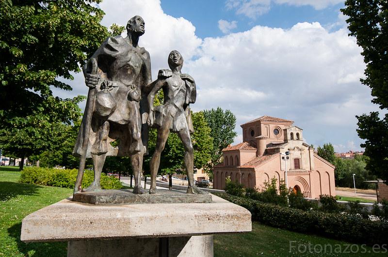 El Monumento al Lazarillo de Tormes en Salamanca