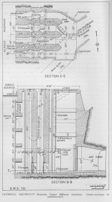 Report 1911 Effluent Drawing