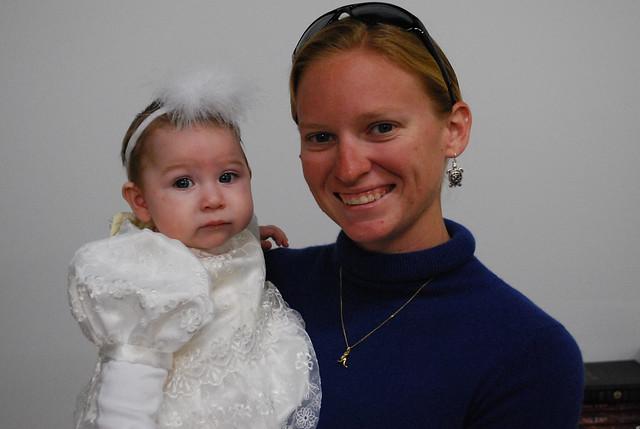 Caroline and Amy
