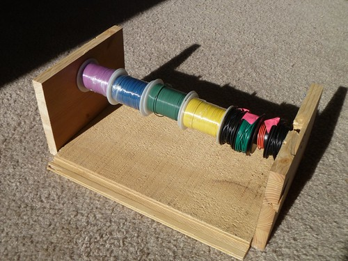 Wire Spooler 3