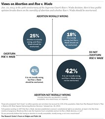 View on Abortion and Roe v. Wade